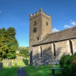 View of Troutbeck Church — Stock Photo