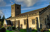 St Marys Church Kirkby Lonsdale — Stock Photo