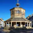 Eighteenth Century Market Cross, Barnard Castle — Stock Photo