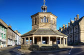 Eighteenth Century Market Cross, Barnard Castle — Stockfoto