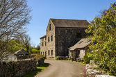 Gleaston Watermill, Cumbria, England — Stock Photo
