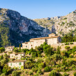 View of Deia on Mallorca — Stock Photo #50359717