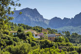 Countryside near Soller — Stock Photo