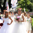 Bride Parade - Stock fotografie