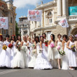 Bride Parade - Foto de Stock