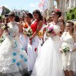 Bride Parade — Stock Photo #25939011
