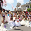 Bride Parade — Stock Photo #25939013