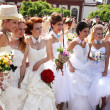 Bride Parade — Stock Photo #25939015