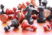 古いチェス — ストック写真