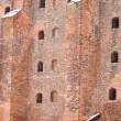 Stock Photo: Teutonic castle wall
