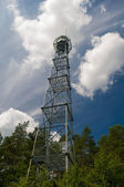 Fire tower — Stock Photo