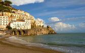 Amalfi Village — Stock Photo