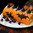 Halloween cake — Stock Photo #14173823