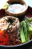 Soba noodle — Stock Photo