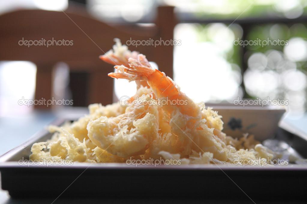 Fried Shrimp Japanese Tempura Fried Shrimp Japanese