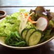 Salad in Japanses style — Stock Photo