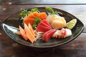 Mix sashimi — Stock Photo