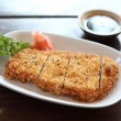 Tonkatsu , Pork cutlet  — Stock Photo