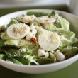 Stock Photo: Ceasar salad