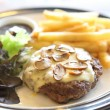 Burger steak — Stock Photo #25308729