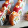 Sushi roll — Stock Photo #25957515