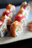 Sushi roll — Stock Photo