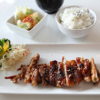 Stockfoto: Chicken teriyaki