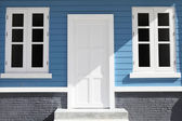 Renkli ev — Stok fotoğraf