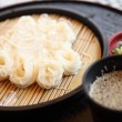 Somen, fine wheat noodles — Stock Photo
