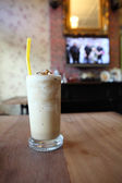 Coffee frappe — Stock Photo