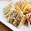Club sandwich — Stock Photo #31583859
