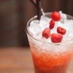 Raspberry cocktail — Stock Photo #32810793