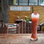 Raspberry cocktail — Stock Photo #32810817