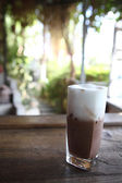 Ice choklad — Stockfoto