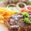Foto Stock: Beef steak