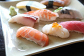 Mix sushi — Stock Photo
