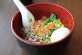 Nudel Ranmen japanisches Essen — Stockfoto