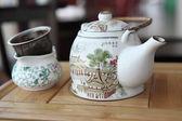 Asian tea cups  — Stock fotografie