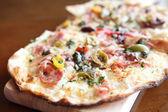 Italiano pizza — Stock Photo