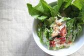 салат ceacar в крупным планом — Стоковое фото