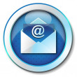 Mail icon — Stock Photo #12928296
