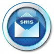 Sms icon — Stock Photo #12932970