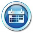 Stock Photo: Calendar icon