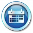 Calendar icon — Stock Photo #12938631
