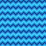 Pattern Retro Zig Zag Chevron Vector — Stock Vector