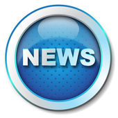 News icon — Foto de Stock