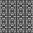 Background fabric indian style - Stock Photo