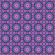 Stock Photo: Kaleidoscope texture seamless pattern