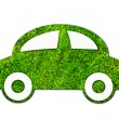 Eco Car — Stock Photo