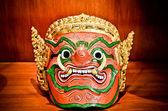 Thaise masker — Stockfoto